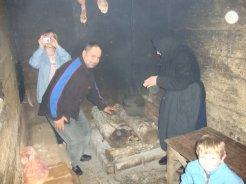 Paljenje badnjaka na kominu stari zaboravljeni običaj