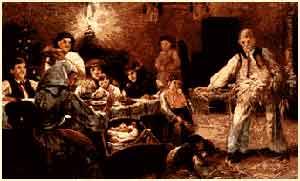 Tradicionalni običaji za badnjak