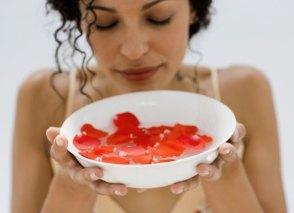 ljekovitost ruže, korištenje ruže za njegu kože