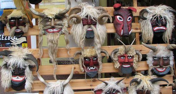 Pokladne maske i značenja