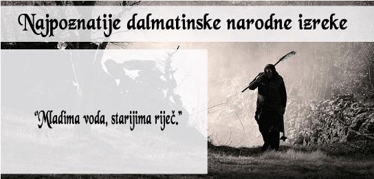 dalmatinske izreke7