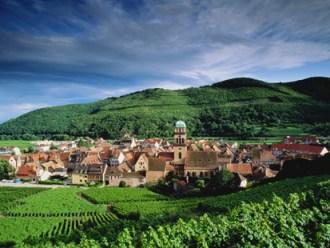 alsace vinska pokrajna francuske