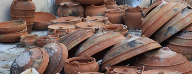 Stari zanat izrada glinenih posuda