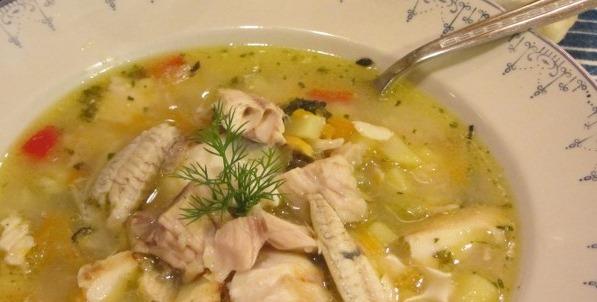 Jednostavna juha od šarana