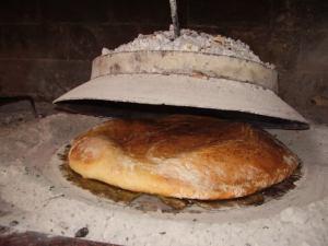 Provjera dali je kruh idealno pečen