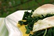 Recept za jednostavnu blitvu s jajima
