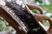 Stari alati za obradu vune, zaboravljeno zanimanje iglari