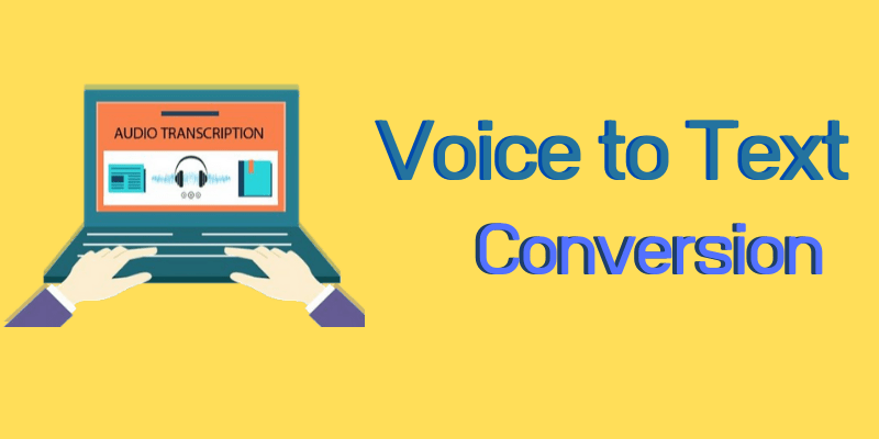 Voice to Text Conversion