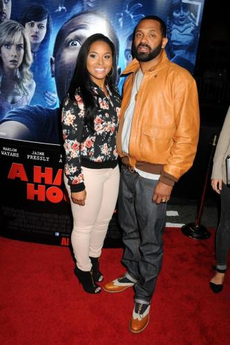 epps and wife