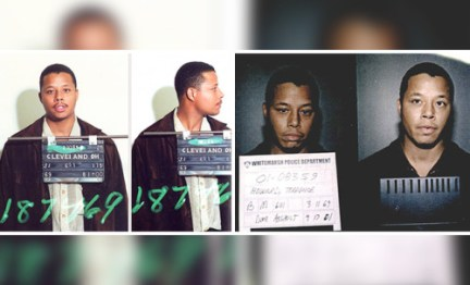 Terrence Howard Arrest