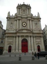 St. Paul-St. Louis facade