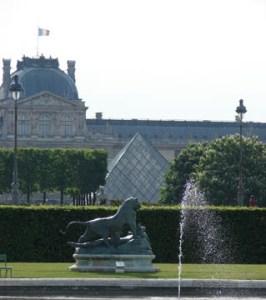 Louvre from Tuiileries 1
