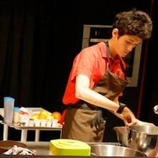 (photo courtesy of Salon du Chocolat website)