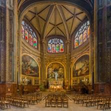 Saint Eustache 6 (Chapel)