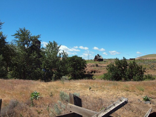 Abandoned Barn in Boyd Oregon