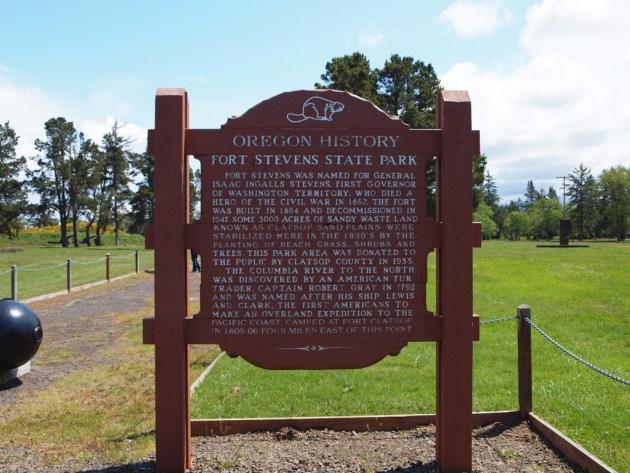 Fort Stevens, Memorial Day