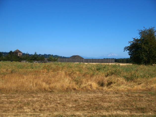 Fort Vancouver, End of the Oregon Trail