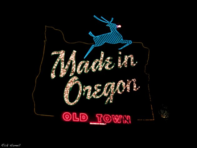 History of Portland Oregon's Street Names
