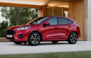 Ford Escape Kuga Plugin Hybrid