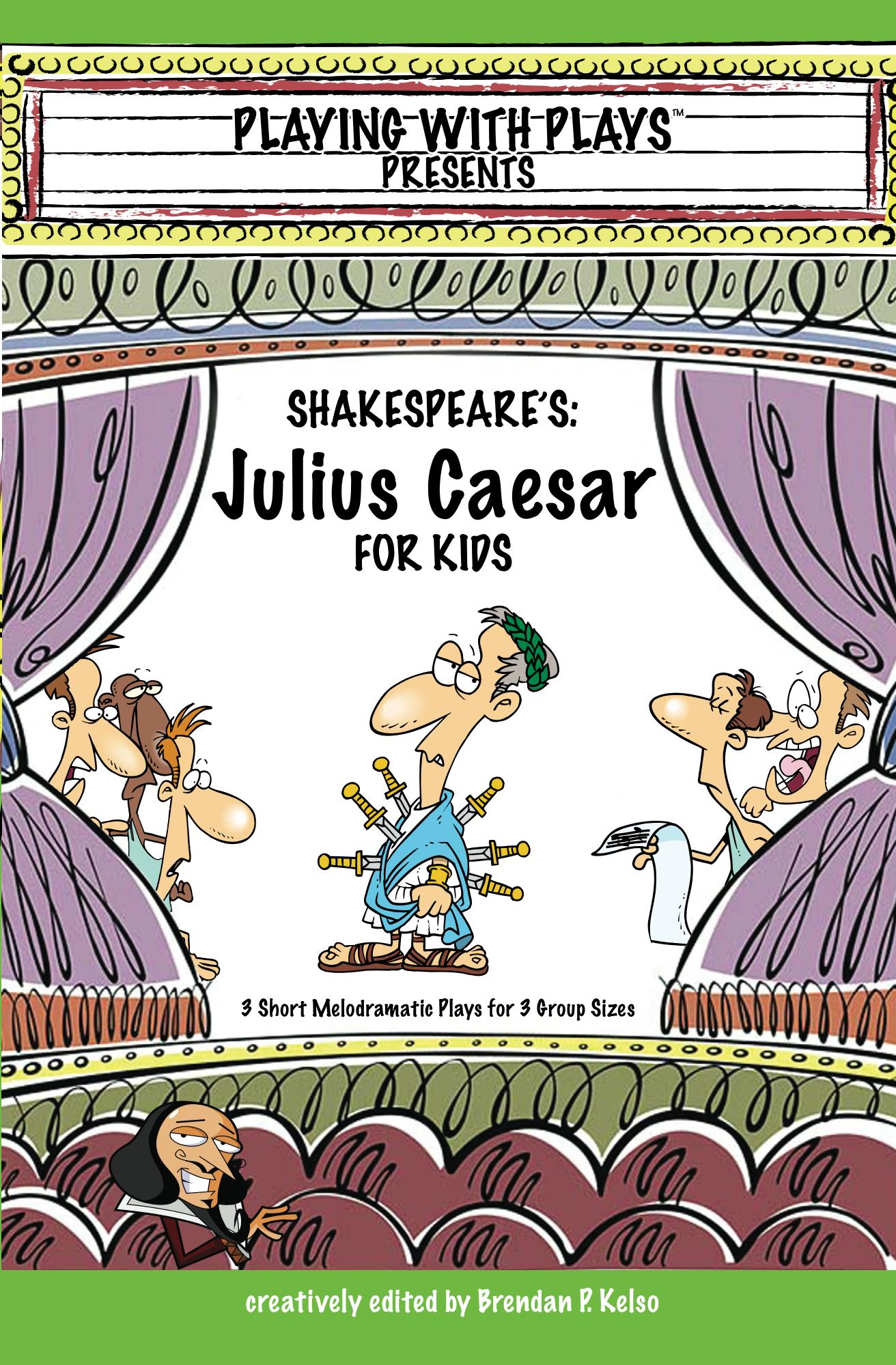 shakespeare s julius caeser 102/100 bce: gaius julius caesar was born (by caesarean section according to an unlikely legend) of aurelia and gaius julius caesar, a praetor his family had noble, patrician roots, although they were neither rich nor influential in this period.