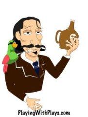 robert louis stevenson rum