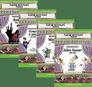 Set of Shakespeare Tragedies