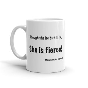 Mug – She is Fierce