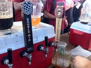 Cheers to Belgian Beers 2012 Jockey box