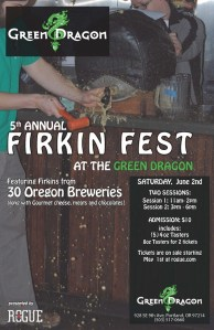 5th Annual Firkin Fest