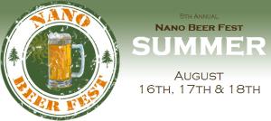 Nano Beer Fest Summer 2013