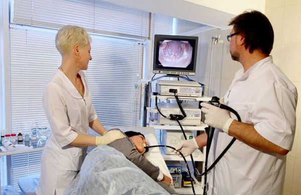 Фибростастоденоскопия (FGDS)