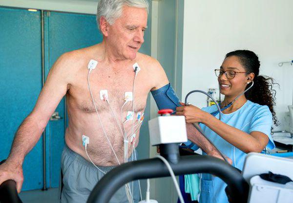 Usuwanie EKG podczas ćwiczeń