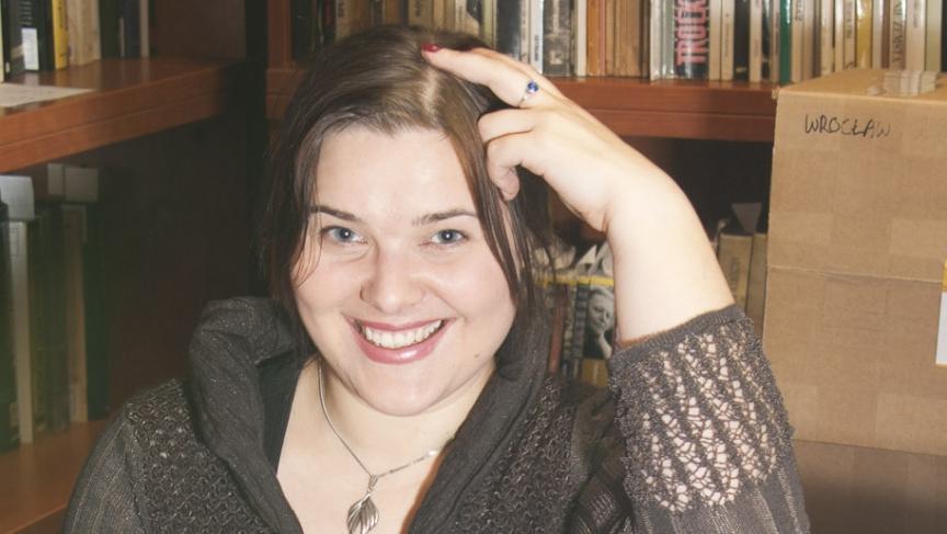 photo of AGATA ILWICKA