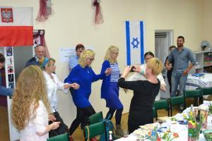 Seder at Beit Trojmiasto (Tri-Cities)