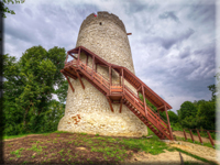 photo: Tower-of-the-castle-in-Kazimie