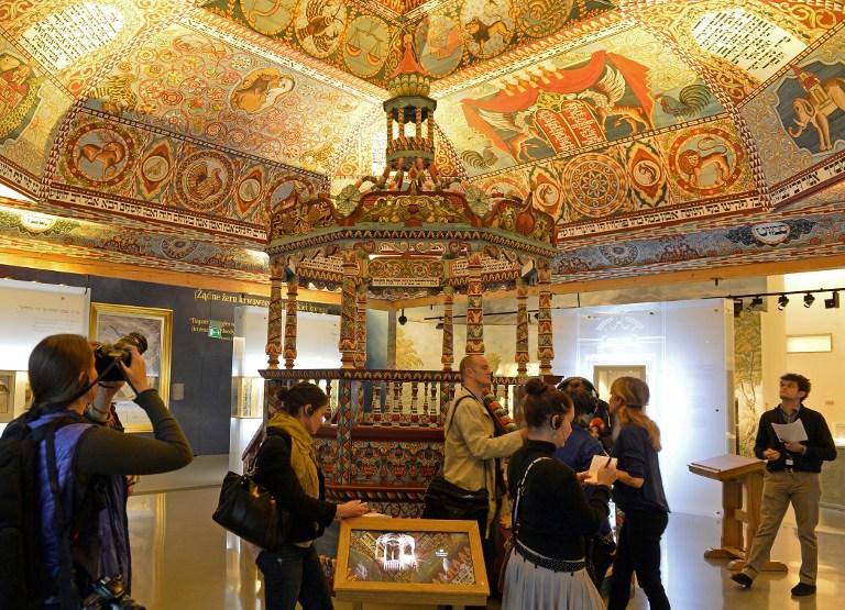 photo, Poland Jewish Museum