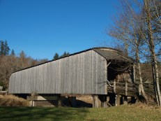 Grays River Covered Bridge
