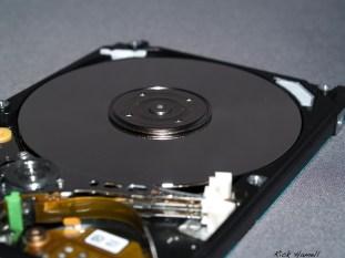 Hard Drive Platter