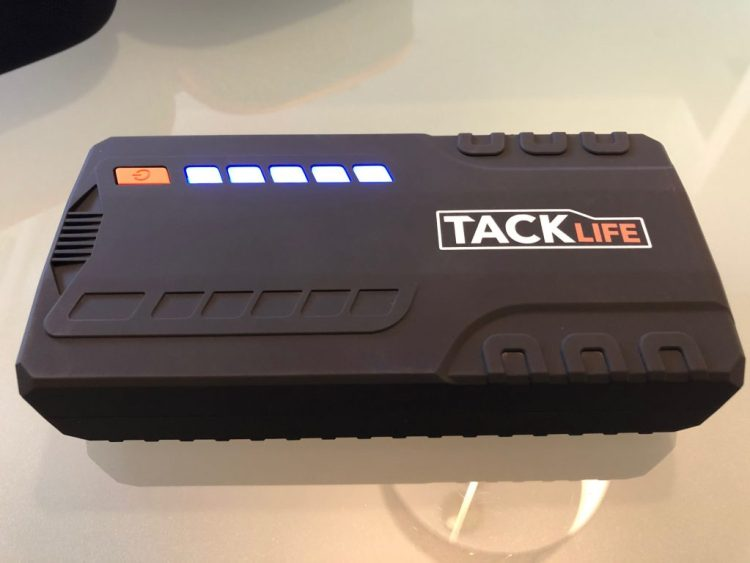 Booster TACKLIFE T6 - RECENSIONE