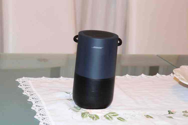 Bose smart speaker portable