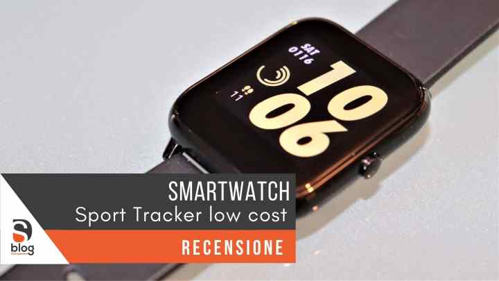 Smartwatch Sport Tracker Low cost