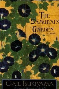 "Book cover of ""The Samurai's Garden"" by Gail Tsukiyama, published on 1996 by St. Martin's Griffin"