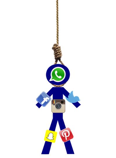 Guest Article, Social Media Suicide