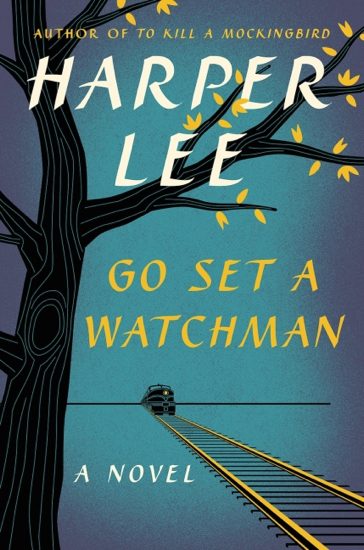 Front cover of Go Set A Watchman