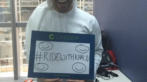 A Day as a @CareemUAE Driver