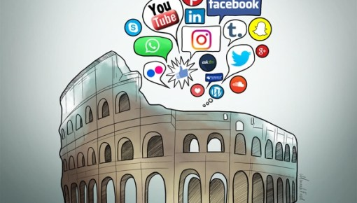 Social Media – The New Colosseum