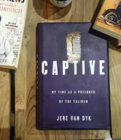 #BookReview Captive by Jere Van Dyk