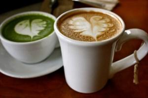 urth caffe coffees