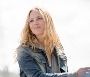TOUCH: Lucy Robbins (Maria Bello)