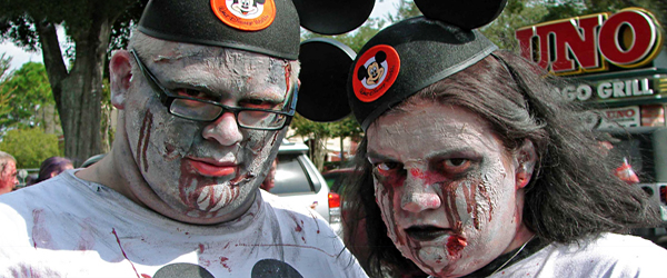 Zombie Mouseketeers